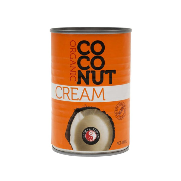 Coconut Cream Spiral 400ml