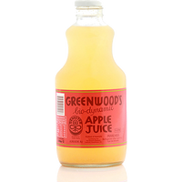 Apple Juice, Greenwood 1L