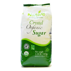 Sugar White, Native 1kg
