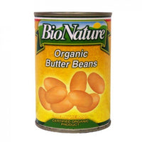 Butter Beans BioNature 400g