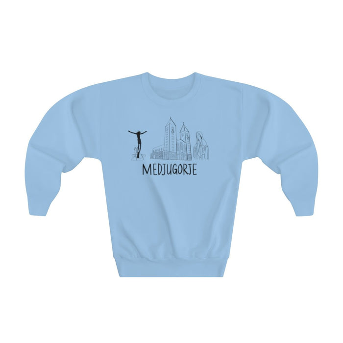 Youth Medjugorje Pilgrim Sweatshirt