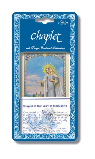 Our Lady Of Medjugorje Chaplet