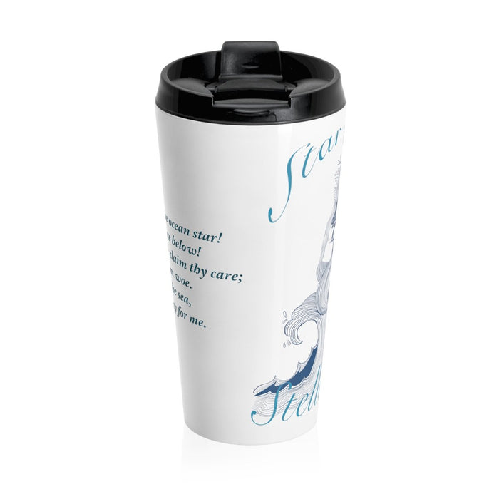 Star of the Sea Stainless Steel Travel Mug