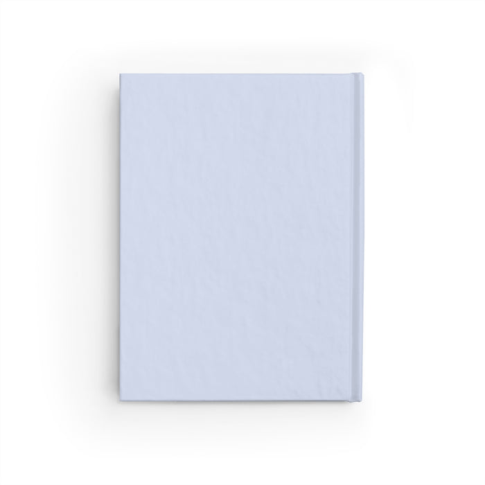 Cross Mountain Powder Blue Journal