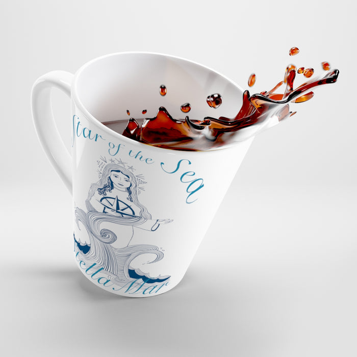 Star of the Sea Latte mug