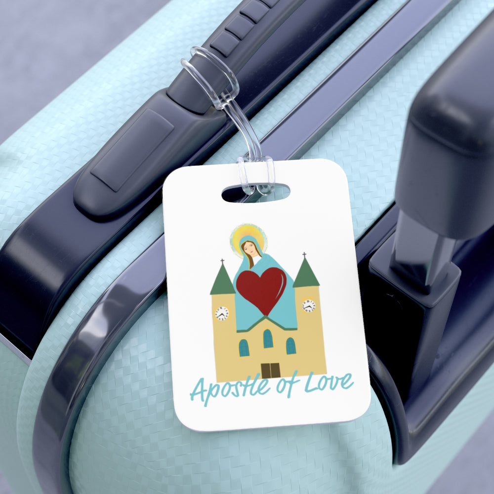 Apostle of Love - Bag Tag
