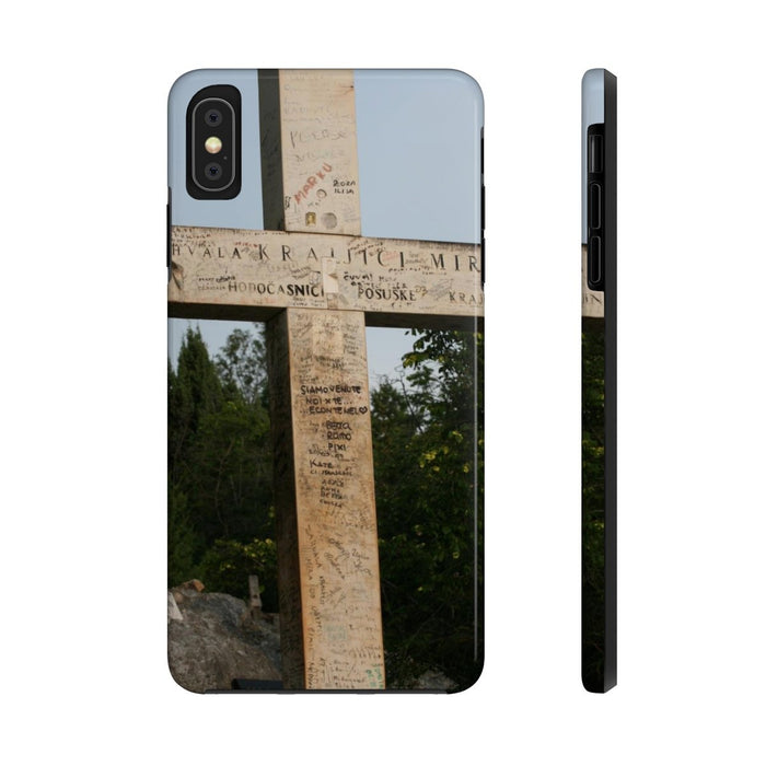 Prayer Cross Phone Case