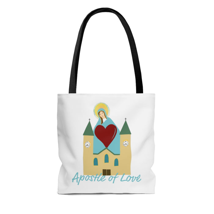 Apostle of Love Tote!