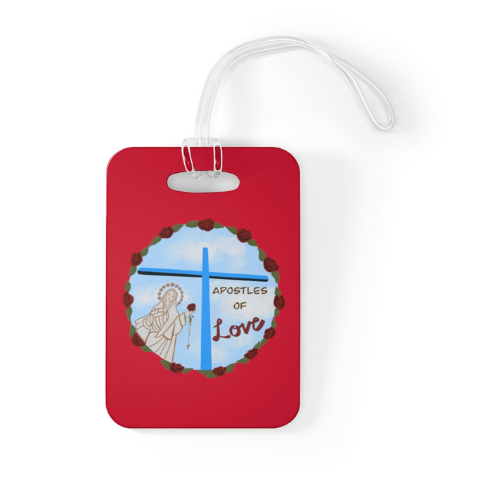 Apostle of Love Bag Tag