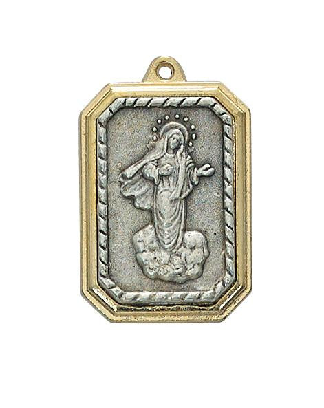 Our Lady of Medjugorje Medal
