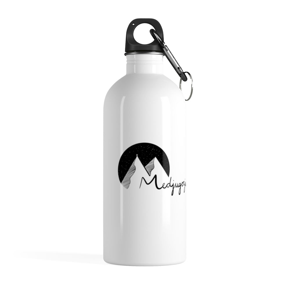 Stainless Steel Medjugorje Bottle