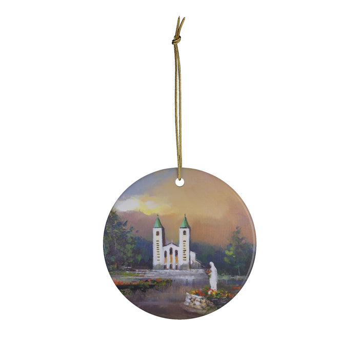 St. James Christmas Ornament