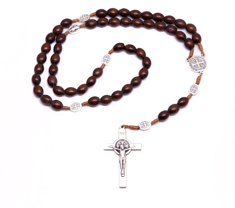 Large St. Benedict Rosary