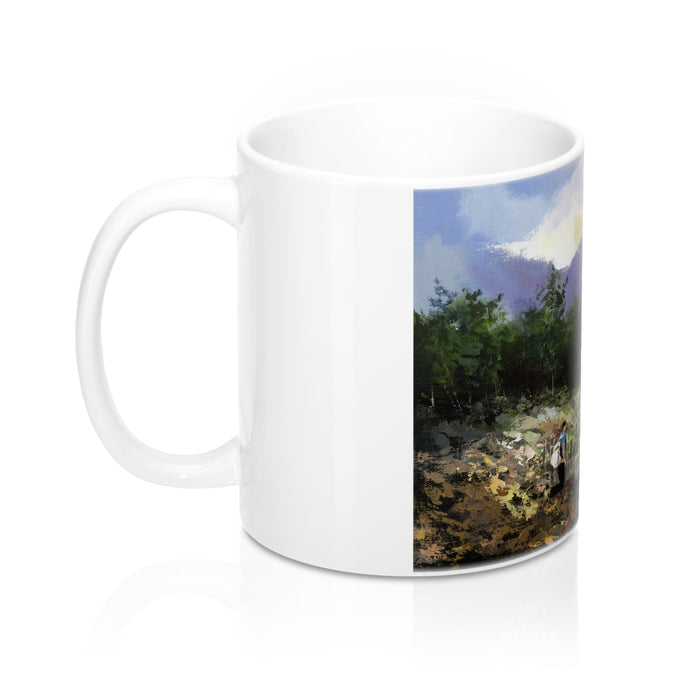 Apparition Hill Mug