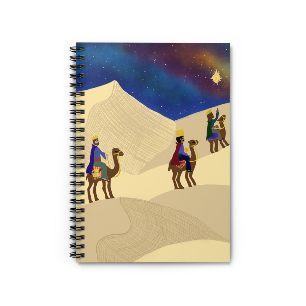 Three Wise Men on a Journey - Journal
