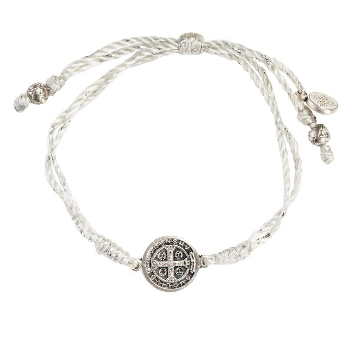 Serenity Blessing Bracelets Metallic Silver - Silver