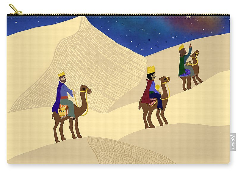 Three Kings - Carry-All Pouch