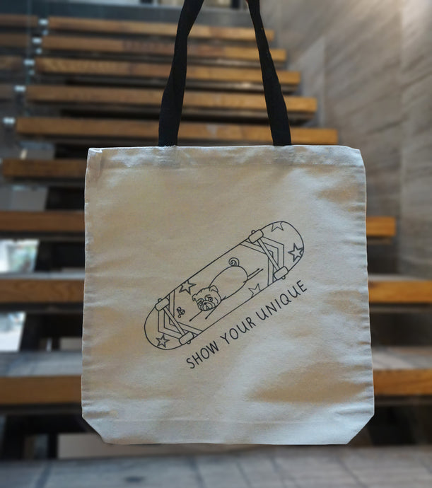 Show Your Unique Tote Bag