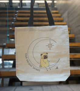 Your Unique Shines Tote Bag PROMOTION