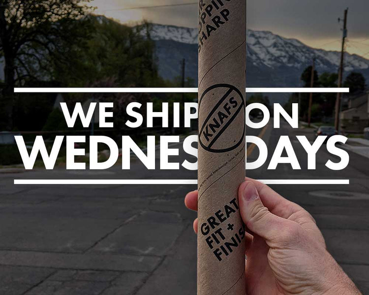We Ship on Wednesdays