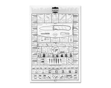 Load image into Gallery viewer, White Knife Poster - A Modern Guide to Knives - 24x36""