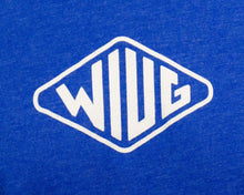 Load image into Gallery viewer, T-Shirt WIUG  - Ultra Soft - Perfect Fit in Ben Blue