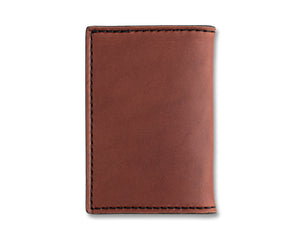 Leather Strop Wallet for Pocket Knives