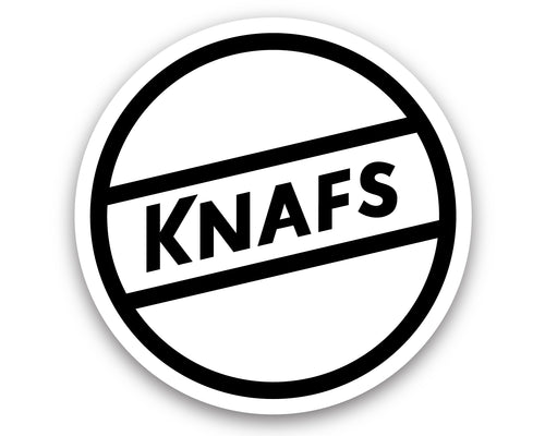 Knafs - Official Sticker - 3