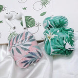 Retro Leaf Airpods Case Wireless Bluetooth Earphone Cases for Airpods - halloladies
