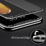 3D Curved Edge Front+Back Tempered Glass Screen Protector - iPhone 12 Pro Max/12 Pro/12/12 Mini/SE/11 Pro Max/11 Pro/11/XS Max/XR/XS/X/8 Plus/8 - halloladies