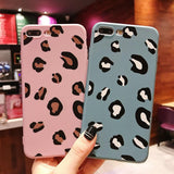 Fashion Leopard Pattern Phone Case Back Cover - VIVO X and Y Series - halloladies