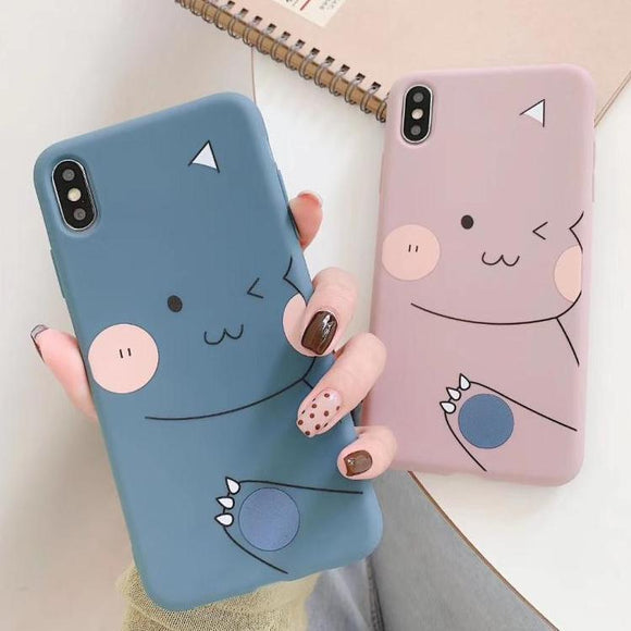 Cartoon Cute Dinosaur Unicorn Soft TPU Phone Case Back Cover for Huawei Mate 30/P30/P20/Mate 20 Pro/Lite - halloladies