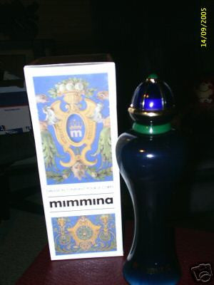 Mimmina body lotion LARGE 250 ML 8.3 ITALY RARE!