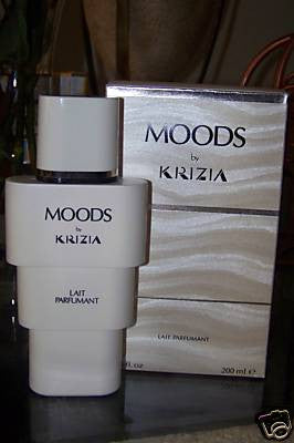 MOODS by KRIZIA lait parfumant 200 ml (lotion) 6.76 oz