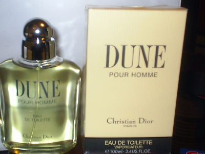 vintage DUNE POUR HOMME by CHRISTIAN DIOR
