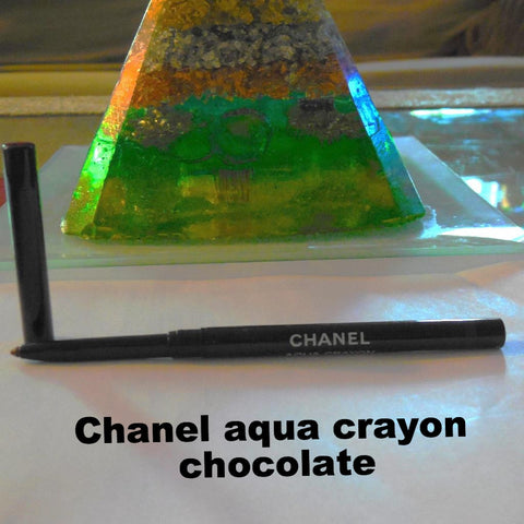 Chanel aqua crayon stick chocolate lipliner