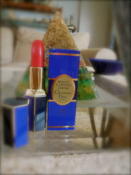 CHRISTIAN DIOR LIPSTICK #863 HOLIDAY RED