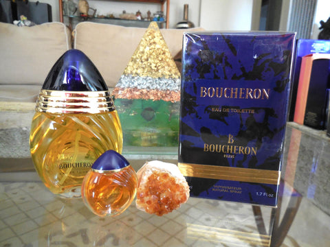 Discontinued Parfum Vintage Boucheron edp edt
