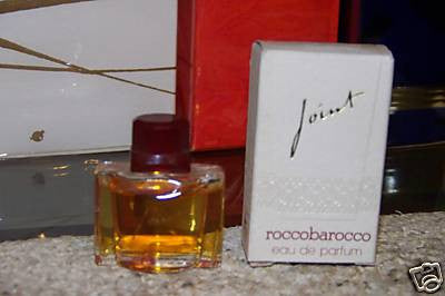 JOINT by  ROCCOBAROCCO 5 ml eau de parfum miniature