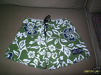 Rocky Surf Hawaii board shorts  100% cotton Size S- XLG