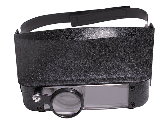 Cap Style Hands Free Magnifier