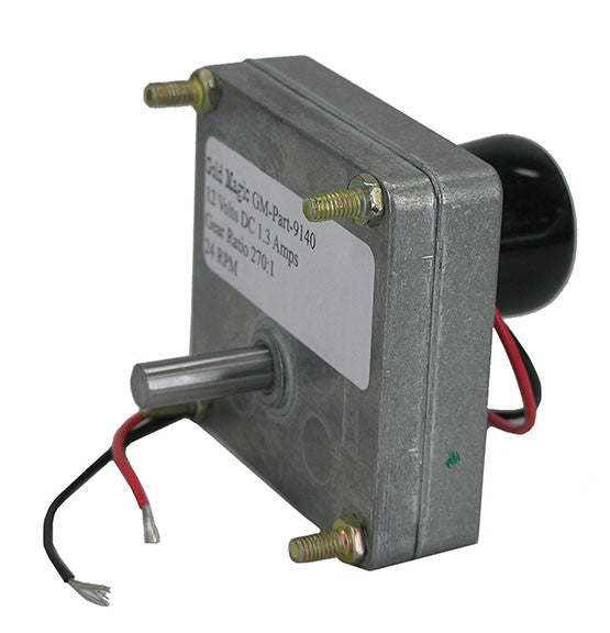 Gold Magic Gear Motor