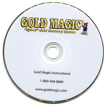 Gold Magic Instructional DVD