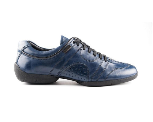 PD Casual Blue Leather