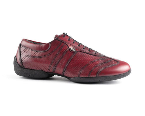 PD PIETRO STREET Bordeaux Leather