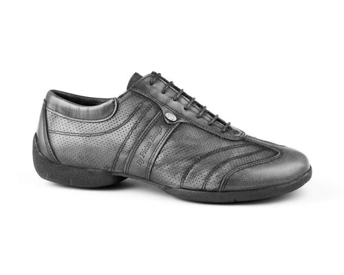 PD PIETRO STREET Grey Leather