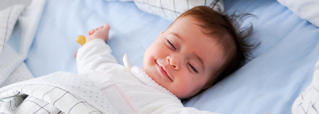 3 Simple Tips That Will Help Keep Your Baby Sleeping Through The Night