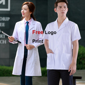 Custom Logo Lab Coat