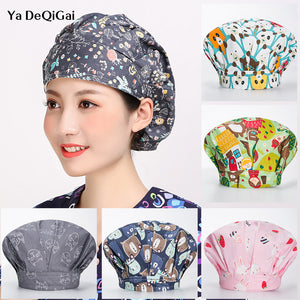 Women Medical Surgical Caps