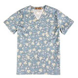 Medical Surgical Uniforms Hospital Nurse Scrub Top